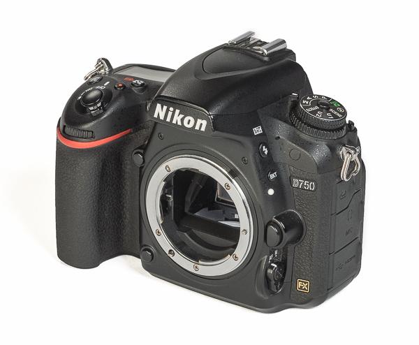 Nikon D750 mit F- Bajonett